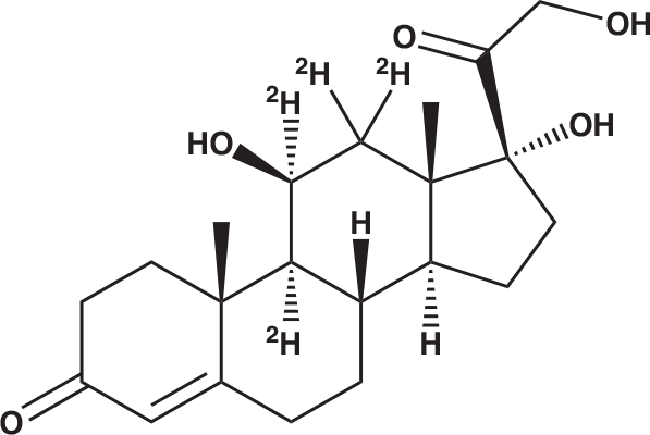 Cortisol-[d4]