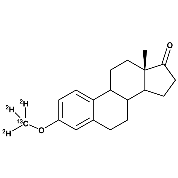 Estrone, 3-methyl-[13C,d3] ether