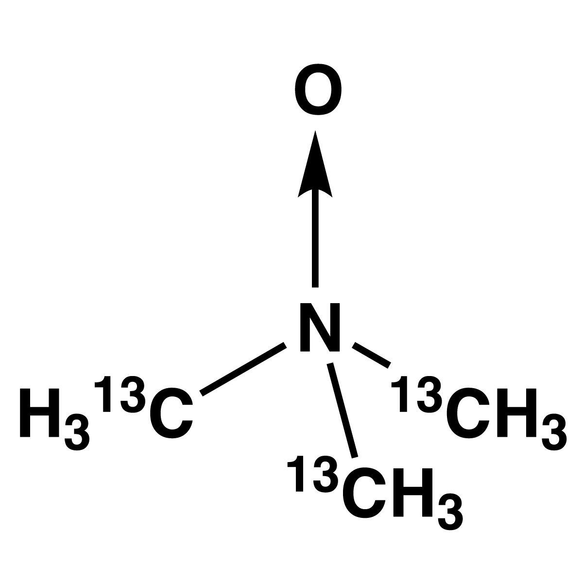 Trimethylamine-N-oxide-[13C3]